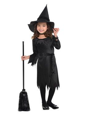 Lil' Witch Toddler Costume