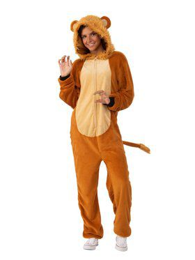 Lion Comfy Wear Adult Costume