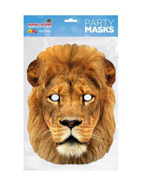 Face 2018 Halloween Masks - Lion