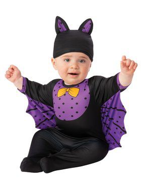 Little Bat Child Costume