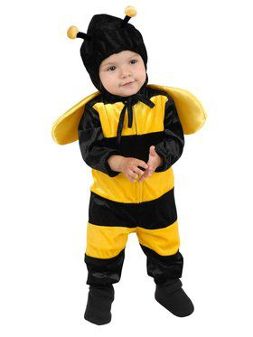 Little Bee - Newborn Child Costume