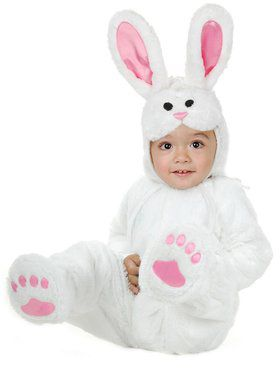 Little Bunny - Newborn Child Costume