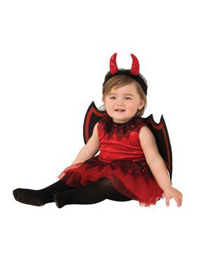 Little Devil Child Costume