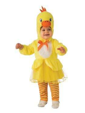 Little Duck Tutu Child Costume