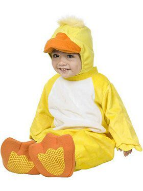 Little Ducky Child Costume