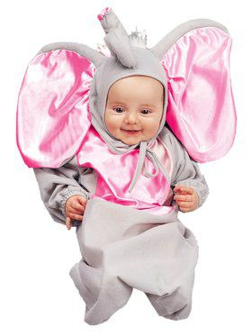Little Elephant Bunting Newborn Infant C