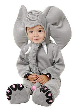 Little Elephant - Toddler Child Costume