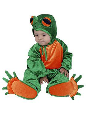 Little Frog - Infant Child Costume