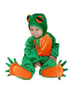 Little Frog - Toddler Child Costume