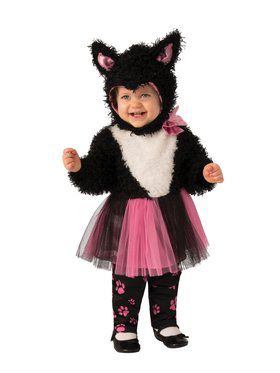 Little Kitty Tutu Child Costume