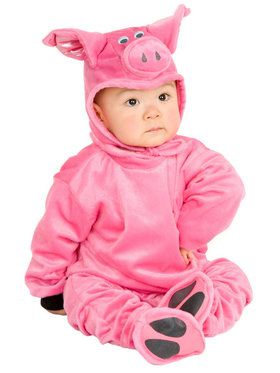 Little Pig - Infant Child Costume
