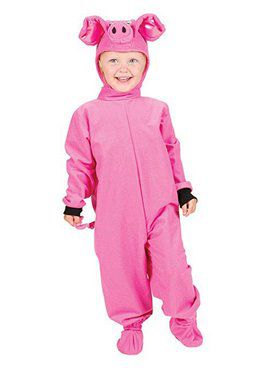 Little Pig - Toddler Child Costume