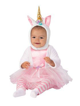 Little Unicorn Tutu Child Costume