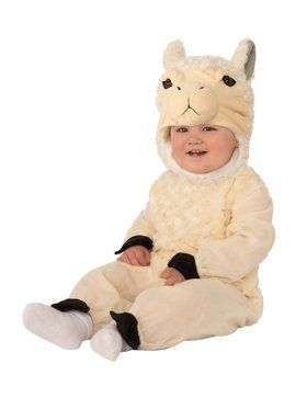 Llama Child Costume