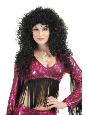 Long Curly Diva - Wig