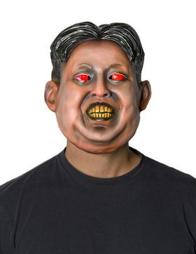 Looney Leader 2018 Halloween Masks - Light Up