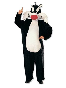 Looney Tunes Sylvester the Cat Adult Costume