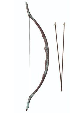 Lord of the Rings Adult Legolas Bow & Arrow