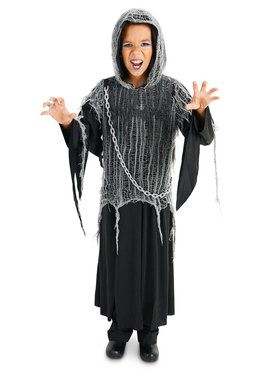 Lord Warlock Reaper Child Costume