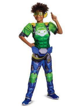 Lucio Classic Muscle Child Costume
