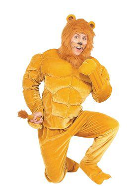 Macho Lion Adult Costume
