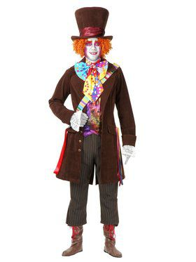 Mens Alice In Wonderland Costumes Men Halloween Costumes Buycostumes Com