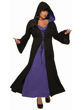 Madame Missterious - Plus Adult Costume