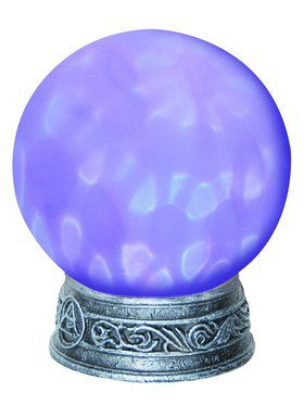 Magic Light Up Crystal Ball