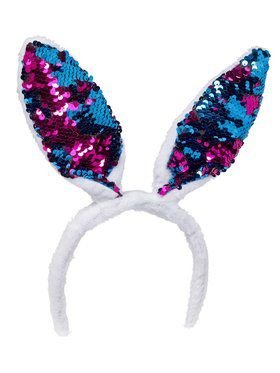Magic Sequin Bunny Ears