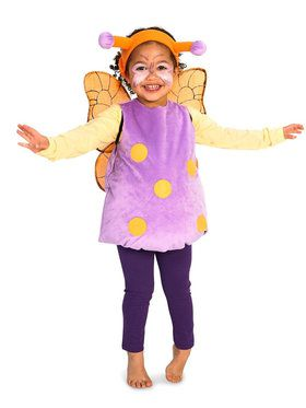 Magical Butterfly Toddler Costume