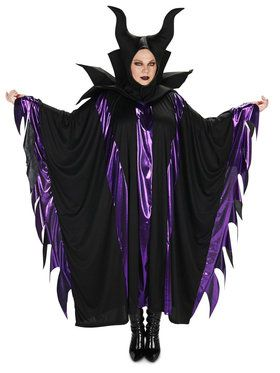 Magnificent Witch Plus Adult Costume