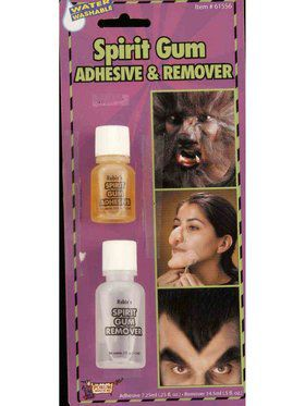 Make Up - Spirit Gum & Remover