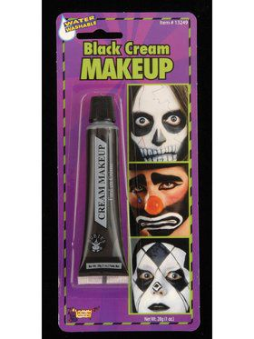 Makeup Tube - Black