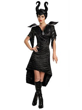Maleficent Christening Black Gown Glam A