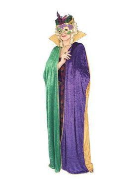 Mardi Gras Queen Costume Ideas