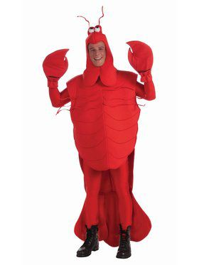 Mardi Gras Craw Daddy Adult Costume