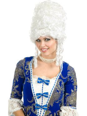 Marie Antoinette Costume Ideas