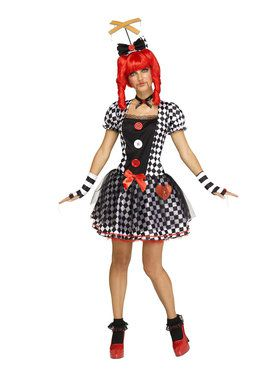 Marionette Doll Women's Costume