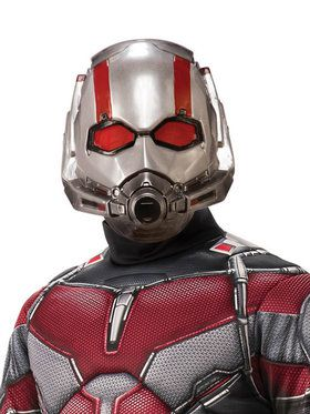 Ant-Man & The Wasp Marvel Ant-Man Adult 1/2 2018 Halloween Masks