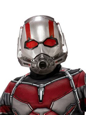 Ant-Man & The Wasp Marvel Ant-Man Child 1/2 2018 Halloween Masks