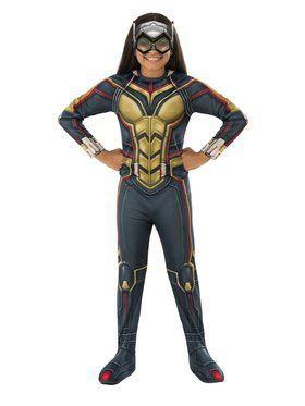 Girl's Marvel Wasp Costume