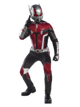 Marvel: Ant-Man & The Wasp Grand Heritage Ant-Man Costume For Men