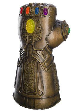 Marvel - Avengers: Infinity War - Deluxe Infinity Gauntlet - Glove for Adults