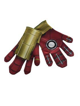 Marvel - Avengers: Infinity War - Hulkbuster Iron Man - Gloves for Adults