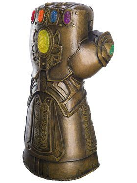 Marvel - Avengers: Infinity War - Deluxe Infinity Gauntlet - Glove for Children