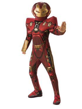 Marvel - Avengers: Infinity War - Deluxe Hulkbuster - Costume for Men