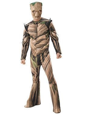 Marvel: Avengers: Infinity War Deluxe Teen Groot Costume for Men