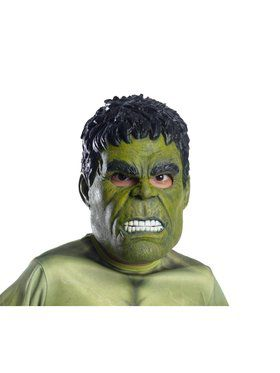 Adult Avengers Infinity War Hulk 2018 Halloween Masks