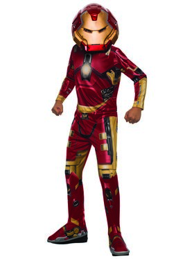 Marvel - Avengers: Infinity War - Hulkbuster Iron Man - Costume for Boys