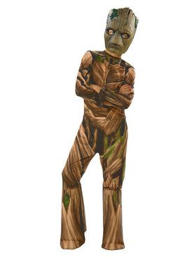 Marvel - Avengers: Infinity War - Teen Groot - Costume for Boys